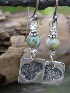Handmade jewelry... triskele