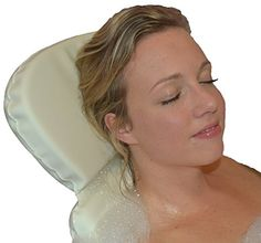 Bath Pillow, Comfortable, Luxuriously Soft Padded Spa Pillow with Extra Foam and Premium Suctions Cups. Fits Any Size Bathtub, Hot Tub or Jacuzzi. Perfect Gift for Home. Balance http://www.amazon.com/dp/B00O1GU1ZS/ref=cm_sw_r_pi_dp_KYC-vb1Z67BFW