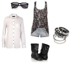 Cute Outfits For Middle School Girls | ... bad girl edge, and studded bracelets for an extra dose of rocker chic