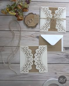 inexpensive rustic laser cut wedding invitation with tag EWW.-inexpensive rustic laser cut wedding invitation with tag Rustic chic laser cut wedding invitation with tag - Country Wedding Invitations, Laser Cut Wedding Invitations, Rustic Invitations, Wedding Invitation Wording, Party Invitations, Homemade Wedding Invitations, Cricut Wedding Invitations, Inexpensive Wedding Invitations, Laser Cut Invitation