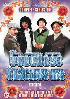 3f8efe02 Goodness Gracious Me - Complete Series 1 1998 Reino Unido DVD #Complete,  #Series