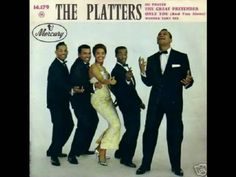 The Platters - The Great Pretender (1956)