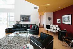 Modern Living Room By Batter Kay Associates