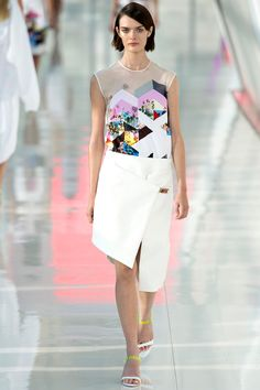Preen Spring 2014 RTW - Runway Photos - Fashion Week - Runway, Fashion Shows and Collections - Vogue