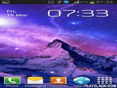 Storm 3D  Android App - playslack.com , Storm 3D - amazing storm in mountains creates a superb area which will decorate your desktop. Live wallpapers are power saving and supported by most of devices.
