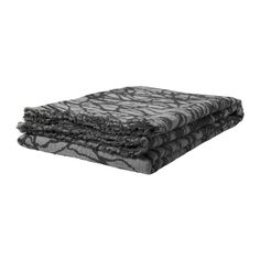 IKEA - SVÄRTAN, Throw, Wool is soil-repellent, durable and provides good insulation.