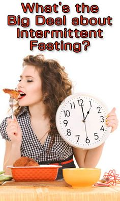 What's the Big Deal about Intermittent Fasting? http://lifelivity.com/intermittent-fasting-big-deal/