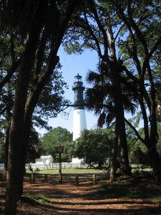 huntington island lighthouse, south carolina My favorite light house ever!!!! Have many pics of the kids next to the light house<3