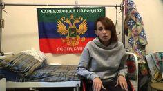 Guerra na Ucrânia - Enfermeira perdeu a perna ao salvar miliciano de Don...