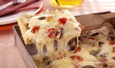 Torta salgada rápida: uma deliciosa seleção de receitas - Culinária - MdeMulher - Ed. Abril
