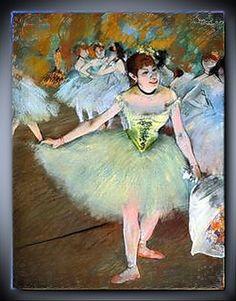 Chancen nutzen! – Genuss mit berlinspirit  Bild: Edgar Degas 1834-1917