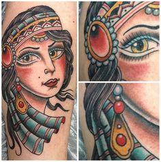 Classic tattoo. #tattoos #tattoo #ink