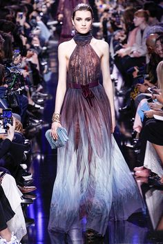 Elie Saab | Evening Dress | Fall/Winter 2017-18 | Lebanese | Haute Couture