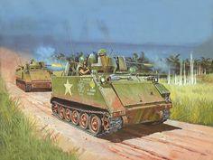 dibujo M113