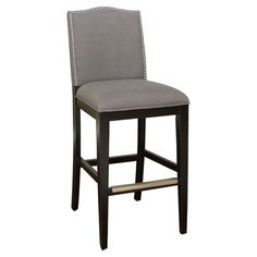 Found it at Wayfair - Chase Barstool in Black