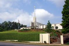 """Atlanta Georgia LDS Temple  - MormonFavorites.com  """"I cannot believe how many LDS resources I found... It's about time someone thought of this!""""   - MormonFavorites.com"""