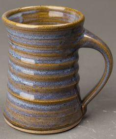 Standard Chambray Coffee Mug by PAMugCo on Etsy, $14.00