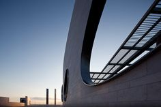Champalimaud Centre for the Unknown, Lisbon Portugal | Charles Correa Associates