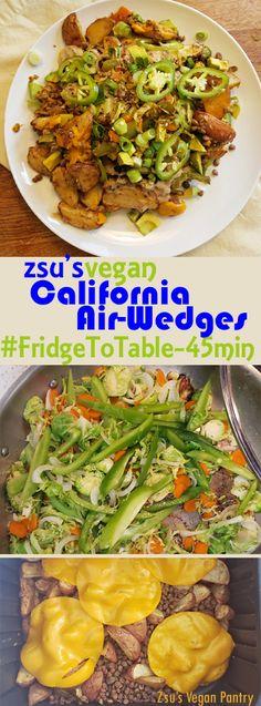 Zsu's Vegan Pantry: california air-wedges