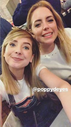 Poppy Deyes, Zoe Sugg, The Fam, Celebs, Celebrities, Everyday Outfits, Friends Forever, Youtubers, Celebrity
