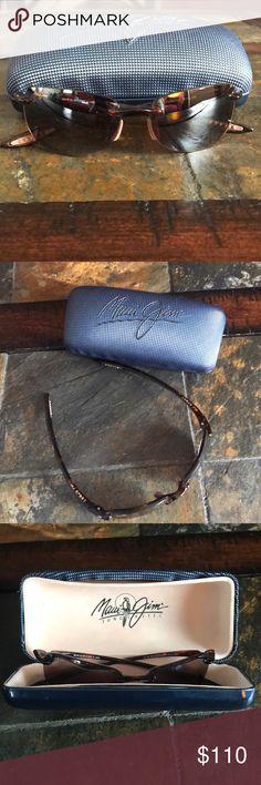 Maui Jim MJ Sport Sunglasses 🕶 EUC Maui Jim Sport Sunglasses with case. Like new. Maui Jim Accessories Sunglasses