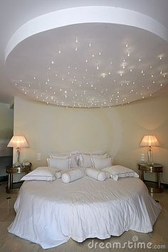 cama redonda de motel