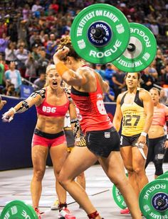 Crossfit Lindsey Valenzuela, Rory Zambard, and Alessandra Pichelli. Rich Froning, Crossfit Motivation, Crossfit Inspiration, Fitness Inspiration, Crossfit Girls, Crossfit Chicks, Muscle Girls, Crossfit Athletes, Powerlifting