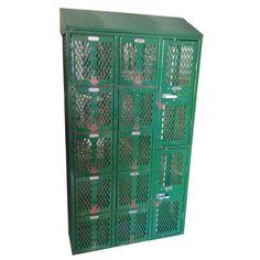 Mid-century Steel Gym Locker — Fixed price $675