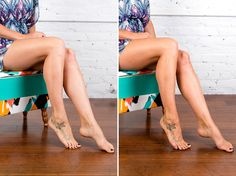 Beauty Mythbuster: Can You Use Cocoa Powder as Fake Tanner?! via Brit + Co.