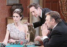 Princess Gina, John the pawn and Stefano....♥