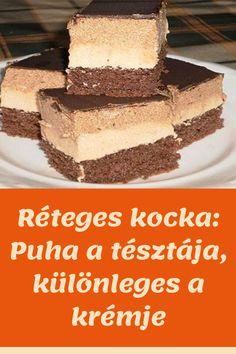 Croatian Recipes, Hungarian Recipes, Hungarian Food, Veggie Recipes, Bread Recipes, Dessert Recipes, Veggie Food, Banana Dessert, Dessert Bread
