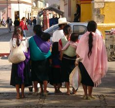 Time stopped here. the true mexico, san cristobal de las casas. Amazing people. Strong women.