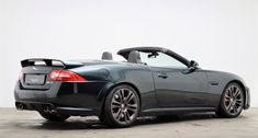 2012 Jaguar XKR - XKR - S Cabriolet 551 HP