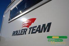 Roller Team T-Line Garage - l'esterno Roller Team, T Line, Garage, Magazine, Caravan Van, Carport Garage, Garages, Magazines, Car Garage