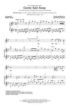 108 best Sheet Music images on Pinterest | Sheet music, Soloing and Choir