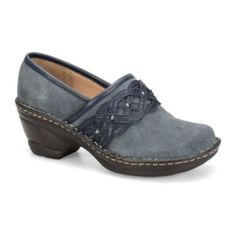 softspots® Lennox Leather Clogs - JCPenney