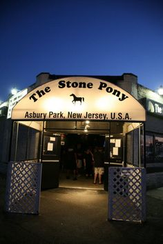 Asbury Park, NJ - I preferred the Fast Lane. The Stone Pony got too well known and Saturday nights there were huge crowds that came in the hopes of seeing Bon Jovi or Bruce play.