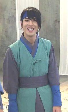yonghwa smile
