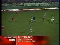 Finale Eurpapokal 1983 HSV-Juventus Turin 1:0