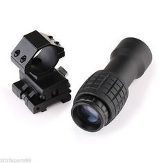 ﹩54.99. STS 5x Magnifier quick flip to side mount EOtech Aimpoint scope 30mm    Type - 5x Magnifier, MPN - STS 5x Magnifier ACOG Aimpoint Eotech OPTIC Scope