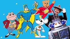 British Justice League to feature Bananaman, Supergran, Superted and Dangermouse