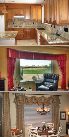 This business is a family-owned and -operated company that has been providing home decorating services since 1998. They do custom window treatments and bedding, bathroom remodeling, and more.