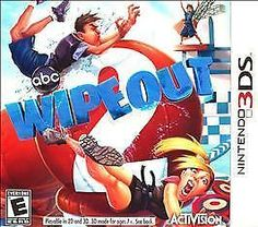 Wipeout 2 Nintendo DS Sealed Mint Condition Outrageous Course Designs Fun Video