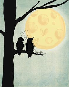 Is the moon really made out of cheese she asks.  No  ... it's only a paper moon he replies  Thank you @Annette Engols