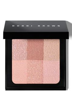 Bobbi Brown 'Pink' Brightening Brick Compact available at #Nordstrom