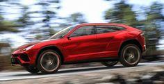 Lamborghini overweegt productie Urus buiten Italië - http://www.driving-dutchman.com/lamborghini-overweegt-productie-urus-buiten-italie/