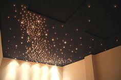 Design ceiling light / LED PLAFOND ETOILE HC et SPOTS Semeur d'étoiles