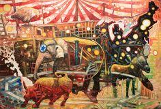 Big Circus / Oscar Oiwa