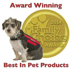 WiggleLess® Dog Back Brace is an award winning product! Helps to curtail twisting, relieve stress, and provide comfortable, firm back support for dogs!
