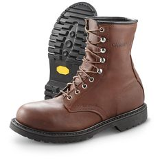 All You Need to Know about Men's Steel Toe Boots Buying Decision